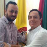 Ante el Alcalde de Yopal, tomó posesión nuevo gerente de Ceiba