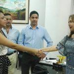 Clarena López saldría hoy de Ceiba