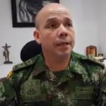 """""""Tenemos que sacar al ELN de esa zona de confort"""": Coronel Javier Giraldo"""