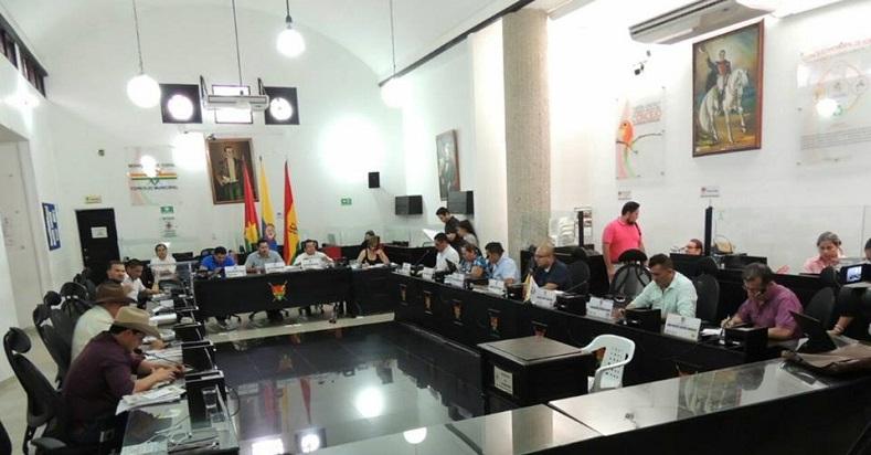 Hoy inician sesiones extraordinarias en el Concejo de Yopal