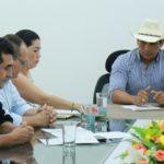 Alirio Barrera pidió cooperación para afrontar ataques guerrilleros