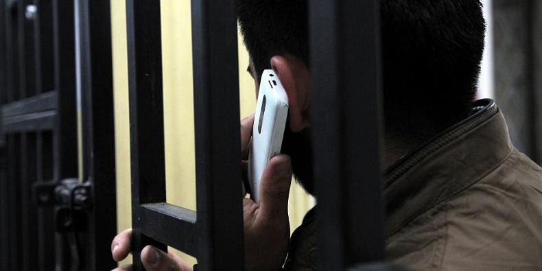 250 llamadas extorsivas se hacen en un día desde la cárcel