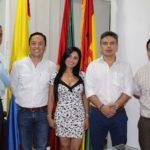 Leonardo Puentes va adquiriendo funcionarios de su confianza