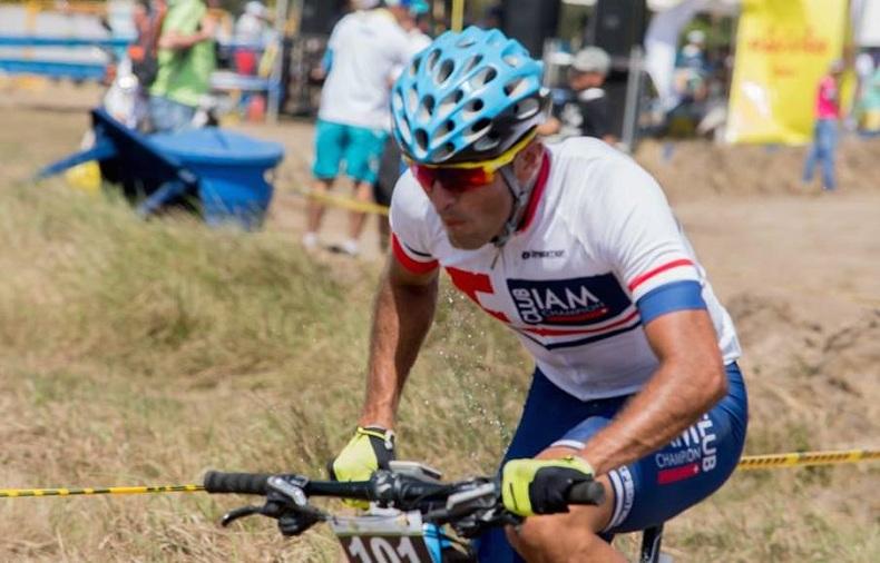 Gustavo González, el mejor ciclista Senior Master de Colombia