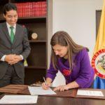 Paola Ortiz tomó posesión como Superintendente de Servicios Públicos Domiciliarios