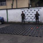 Incautada más de una tonelada de cocaína en Buenaventura