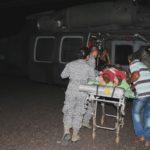 Fuerza Aérea realiza traslado aeromédico en Vichada.