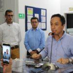 Alcalde presentó al coordinador que articulará la formulación de Plan de Desarrollo.