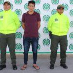 Capturado alias 'Pidiache', reconocido delincuente de Yopal