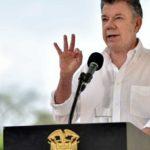 Santos ordenó suspender mesa de diálogos con el ELN