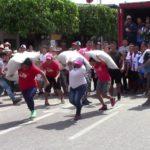 Coteros llevaron 'del bulto' en el Festival del Arroz en Aguazul