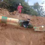 Ecopetrol inicia trabajos de reparación en infraestructura afectada por atentado en Aguazul