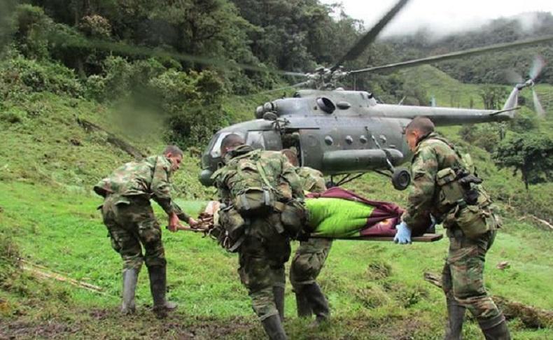 Soldado fue asesinado por francotirador del ELN en Arauca
