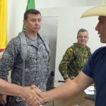 Mindefensa destacó en Paz de Ariporo niveles de seguridad del Casanare