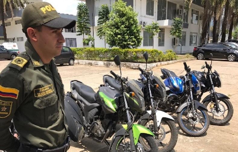 Autoridades afrontan lucha contra hurto de vehículos
