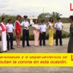 Llegaron las reinas al Festival del Arroz de Aguazul