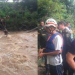 19 personas se salvaron de ser arrastradas por creciente del río Acacías