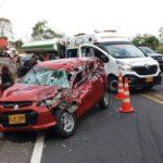 Un muerto por accidente en la vía Monterrey-Tauramena