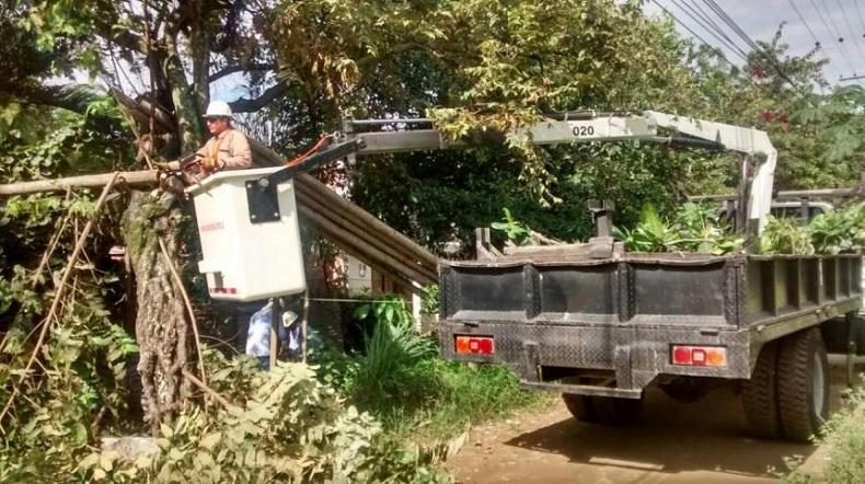 Zona rural de Yopal no tendrá luz el 14 de febrero
