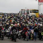 El 71% de los vehículos matriculados en lo corrido del 2018 son motocicletas