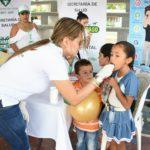 Más de mil personas se beneficiaron de Brigada de Salud en La Chaparrera