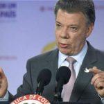 Santos pide abrir vía al Llano con las medidas de seguridad necesarias