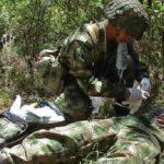Un soldado herido por hostigamiento al Ejército en Puerto Jordán
