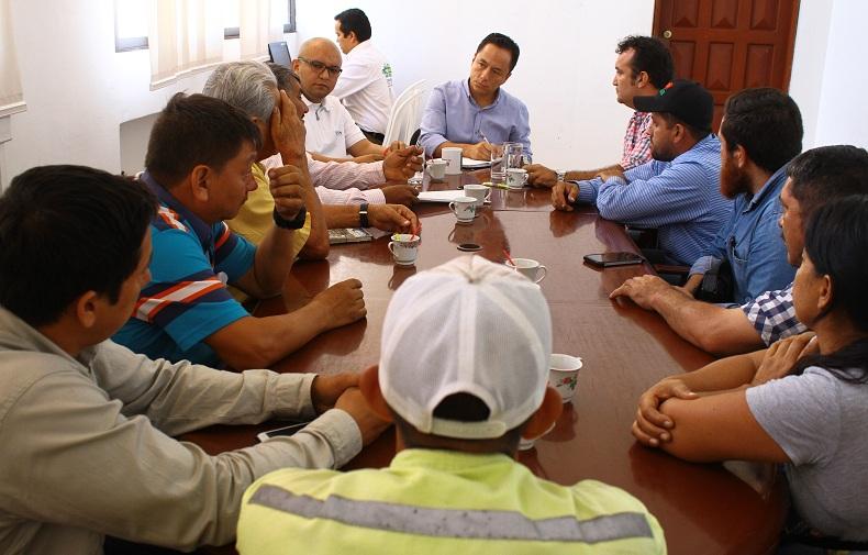 Bodegueros y 'recicladores' solicitaron apoyo a la Alcaldía de Yopal