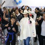 Sombrero llanero y ruana de lana, se ponen de moda en Boyacá