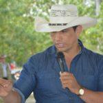 A Nunchía, gobernador Alirio Barrera llegó con $4.400 millones para el gas