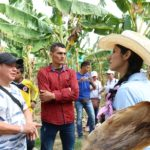 """""""El medio ambiente es tema prioritario en mi agenda de gestión"""" Amanda Rocío González"""