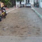 Inician pavimentación en Villa Natalia y Nuevo Hábitat