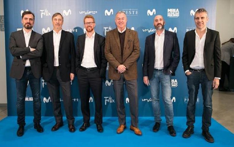 Movistar lanza  nuevo canal de contenidos en español para Latinoamérica