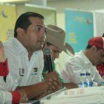 """Julio Ramos CR 101, el candidato más claro en foro Académico de Unisangil: """"Fue contundente"""""""