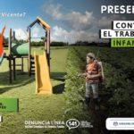 """ICBF organiza campaña """"Presente Contra el Trabajo Infantil"""""""