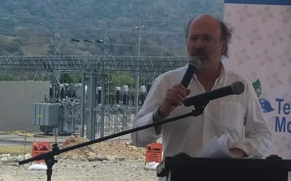 Carlos Caicedo, gerente Termo Mechero