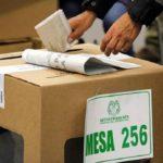 320 mesas habrá en Yopal para elecciones legislativas