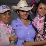 """""""No tengo impedimentos para ser senadora"""": Amanda Rocío González"""