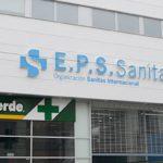 EPS Sanitas dejará de atender a 24.000 usuarios