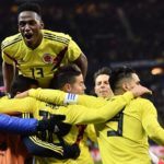 Colombia derrotó a Francia en su propia casa