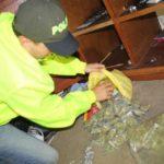 Autoridades allanaron expendios de alucinógenos en Villanueva