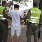 Casanare: 9 capturados en jornada electoral