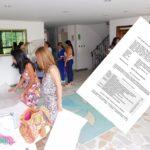 Tribunal ordena suspender actividades de obligaciones laborales o contractuales en Ceiba