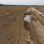 325 mil galones de agua han calmado la sed a chigüiros en Paz de Ariporo