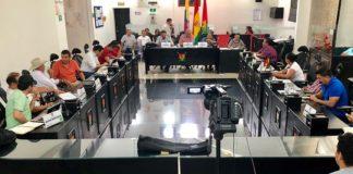Plenaria Concejo de Yopal