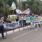 Personal ajeno a la comunidad, estaría promoviendo desórdenes en San Luis de Palenque