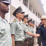 27 policías reforzarán pie de fuerza en Casanare