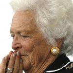 La ex primera dama de EE.UU. Barbara Bush murió a los 92 años