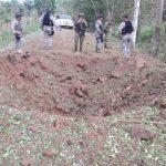 Ejército destruyó 100 kilos de explosivos instalados en Arauquita