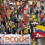 Fecode anuncia nuevo paro de maestros para el 9 y 10 de mayo